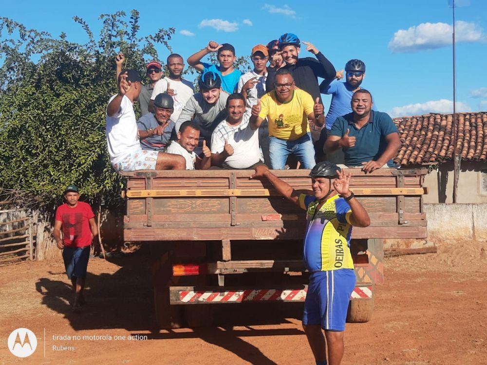 Vereador diz que se equivocou ao participar de aglomeração na zona rural de Oeiras 2