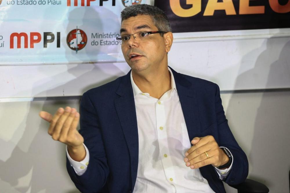 Promotor Vando Marques (Foto: Reprodução)