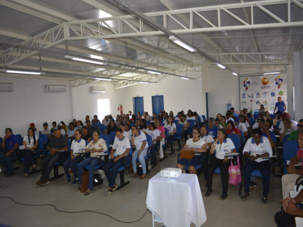 Agentes de Saúde recebem capacitação para uso do sistema e-SUS em Oeiras