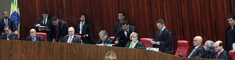 (Foto: Divulgação TSE)