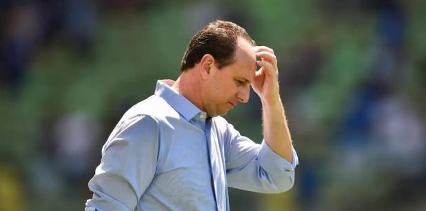 Rogério Ceni não resiste à pressão e é demitido pelo Cruzeiro