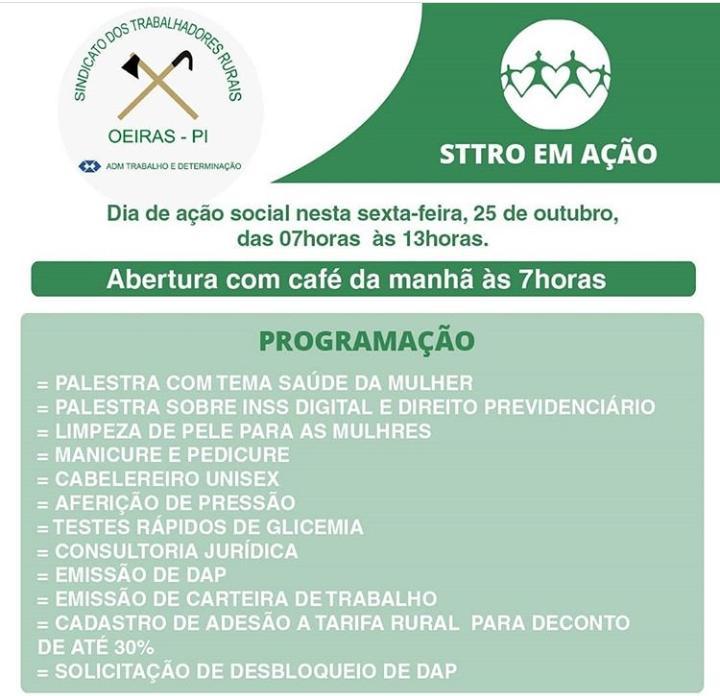 (Foto: Divulgação STTR)