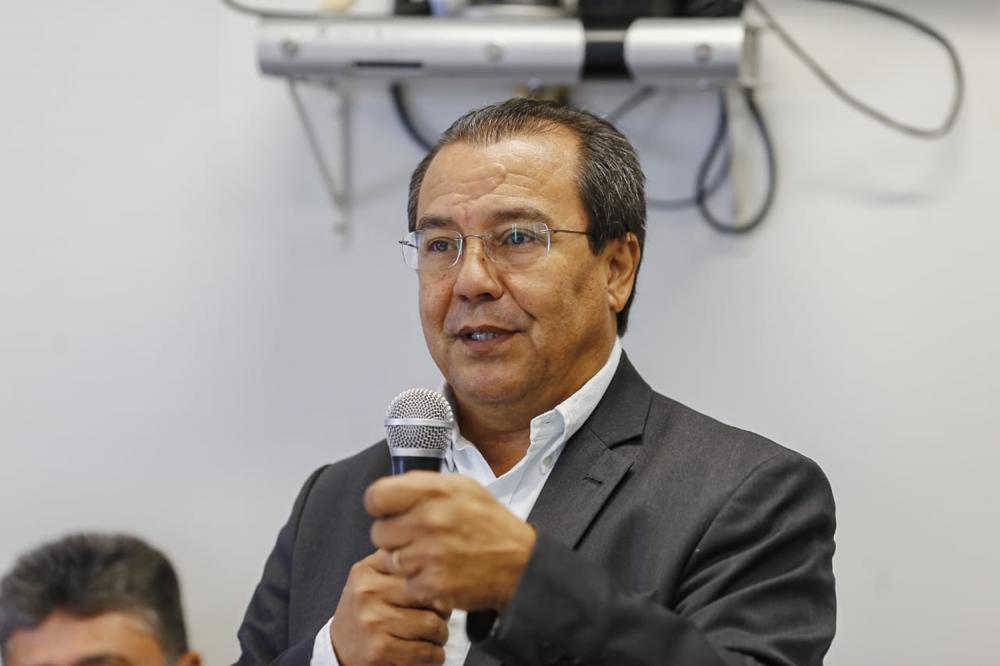 Presidente da APPM, Jonas Moura (Foto: Reprodução)