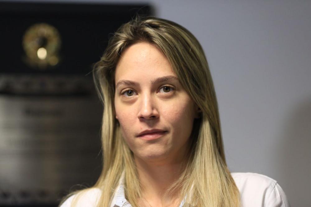 Vanessa Tapety MDB (Foto: Lucas Dias)