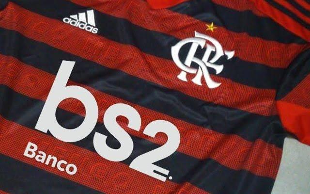Flamengo exibirá apenas o patrocinador master (Foto: Reprodução)