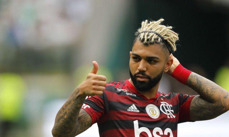 Gabriel Barbosa (Foto: Reprodução)