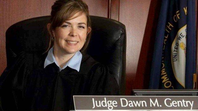 juíza Dawn Gentry (Foto: Reprodução)