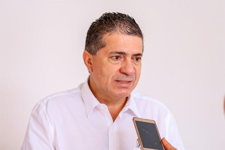 Emir Maia, corregedor da Polícia Civil do Piauí (Foto: Reprodução)