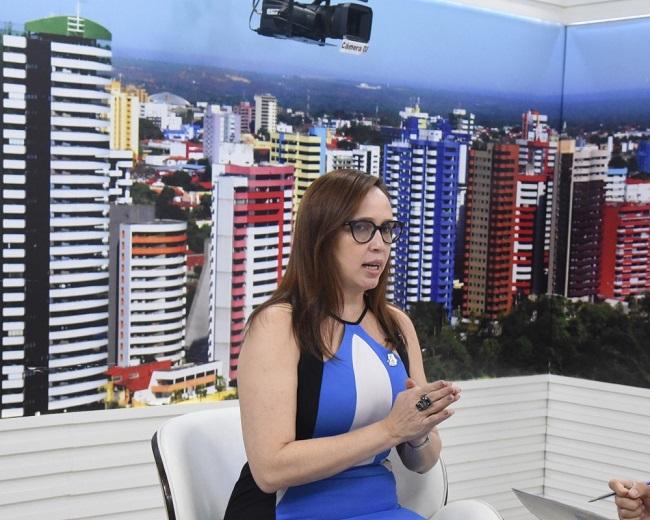Viviane Moura, superintendente de Parcerias e Concessões (Foto: ODia)