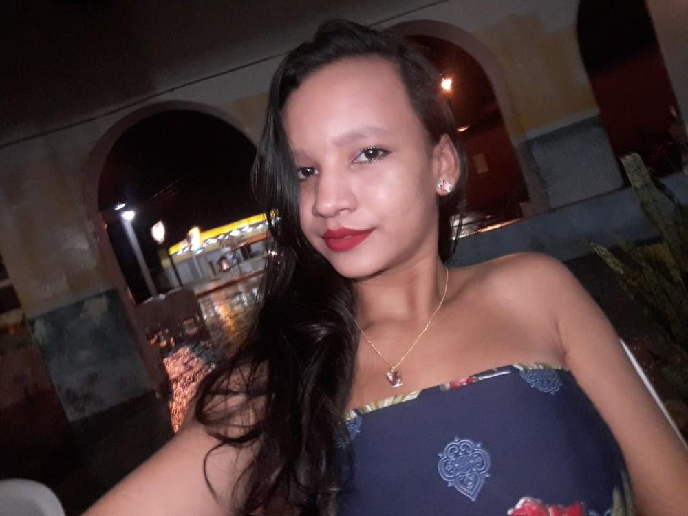 Adolescente morta Carla Gabrielly (Foto: Reprodução)