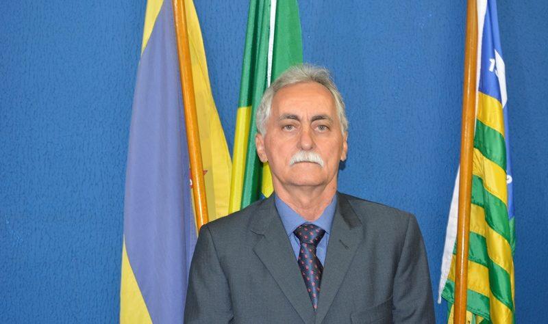 Vereador Espedito Martins (Foto: Reprodução)