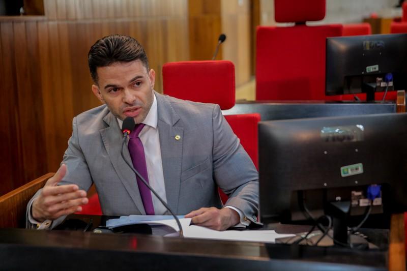 Deputado Bessah-PP (Foto: Reprodução)