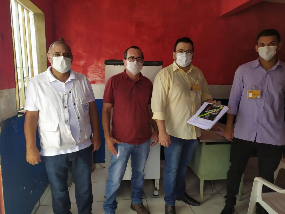 Procon deflagra operação para combater preços abusivos na venda de gás de cozinha e combustível em Oeiras 3