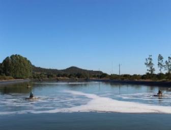 SEMAR concede outorga ao SAAE para diluição de efluentes da estação de tratamento em Oeiras
