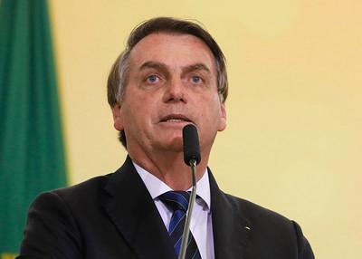 Jair Bolsonaro (Foto: Isac Nóbrega/PR)