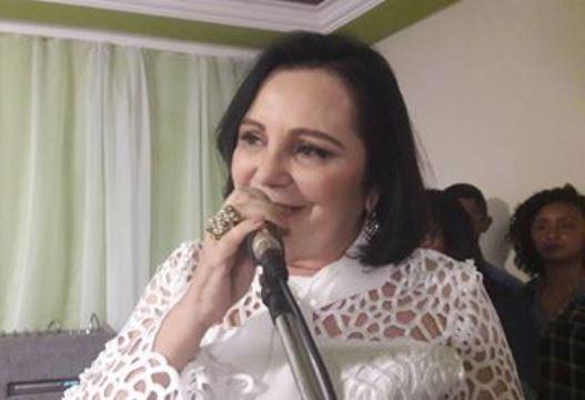 Prefeita Lúcia Moura (Foto: Reprodução)