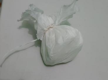 Cocaína apreendida (Foto: Divulgação)