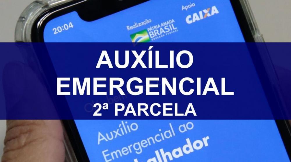 Caixa iniciará pagamento da 2ª parcela do 'Auxílio Emergencial' na segunda-feira; Confira calendário