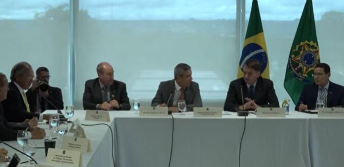 STF retira sigilo da reunião ministerial em 22 de abril; Veja em 10 partes