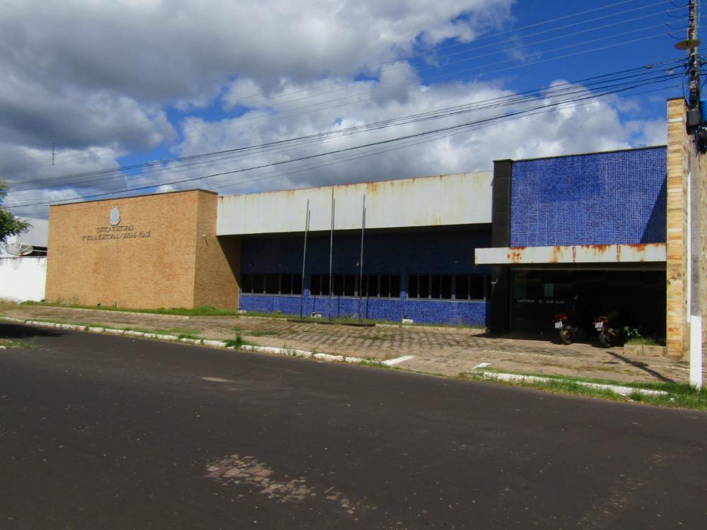 Justiça Eleitoral de Oeiras (Foto: Oeiras em Foco)