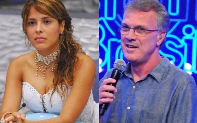 Ex-BBB piauense Gyselle Soares revela que já ficou com Pedro Bial