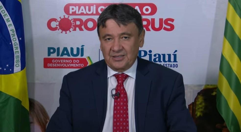 Governador do PI decreta pela 3ª vez
