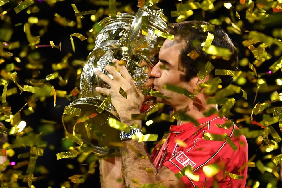 Roger Federer (Foto: Reprodução)