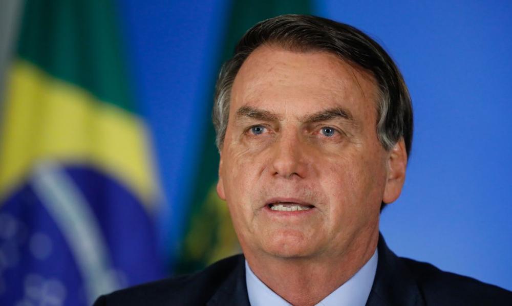 Presidente Jair Bolsonaro (Foto:Agência Brasil)