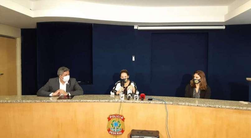 PF diz que faxineira era sócia da empresa que assinou contrato de 81 milhões em Recife