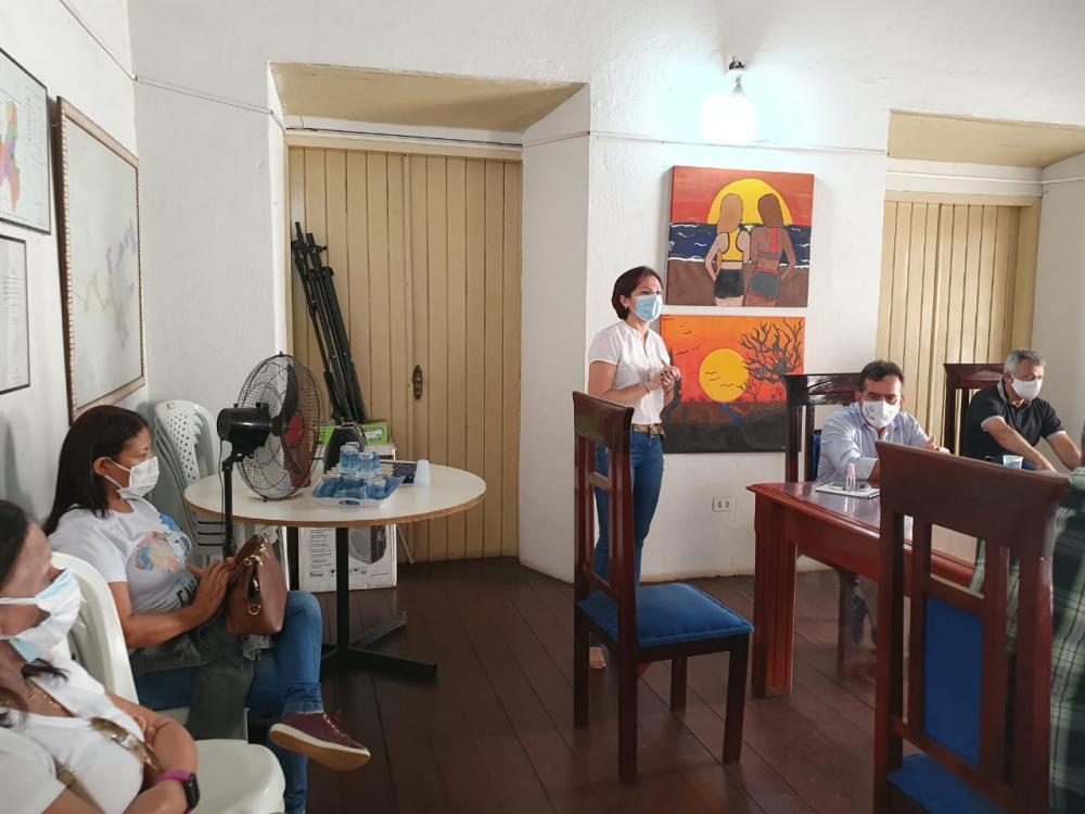 Plano de cargos e salários dos servidores da saúde é tema de reunião na Prefeitura de Oeiras