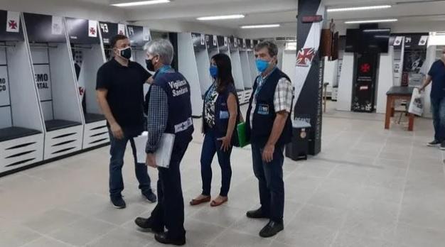 Flamengo é único CT do Rio aprovado pela Vigilância Sanitária