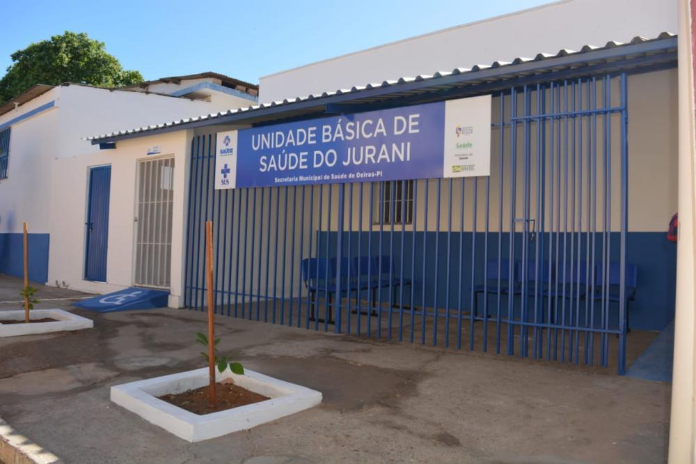 PMO inaugura Unidade Básica de Saúde no Bairro Jurani