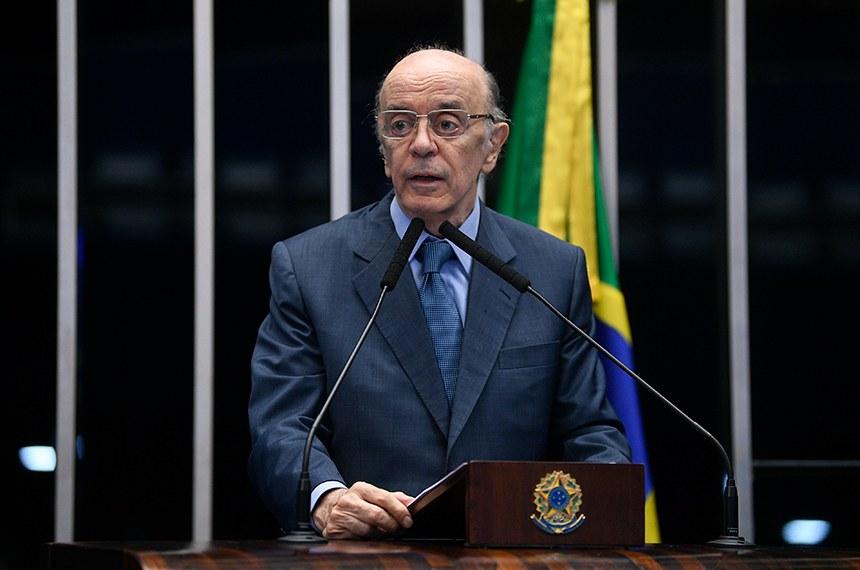 Lava Jato denuncia José Serra por lavagem de dinheiro e PF faz buscas