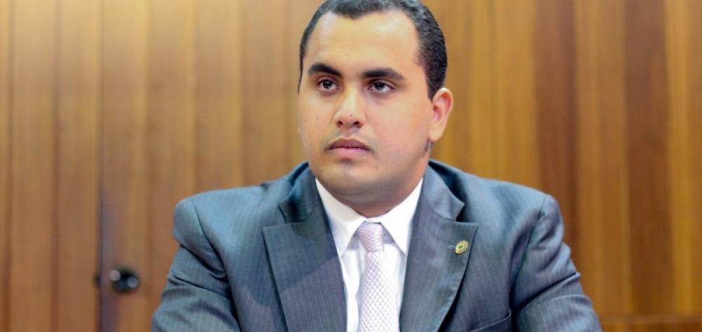 Deputado estadual Georgiano Neto testa positivo para Covid-19