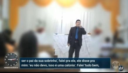 Pastor é preso por estuprar e engravidar jovem de 12 anos; Veja as mensagens