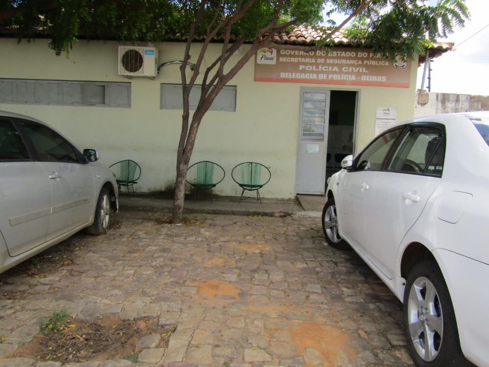Delegacia Regional de Oeiras (Foto: Oeiras em Foco)