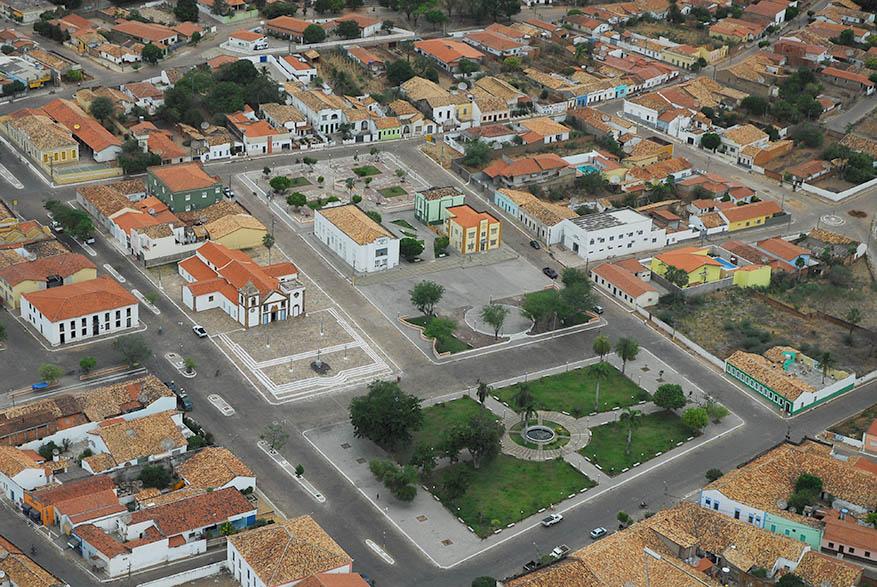 Dezesseis municípios concentram metade da população do Piauí