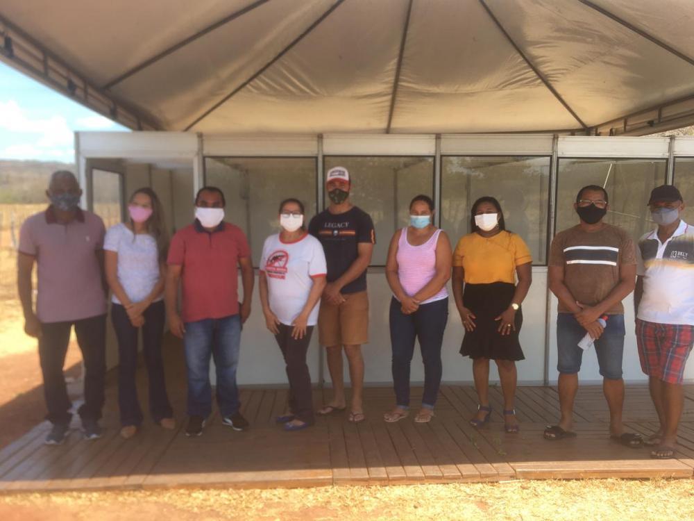 Santa Rosa do Piauí encerra atividades em barreira sanitária