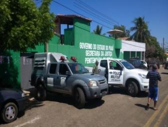 SEJUS autoriza retorno de visitas na penitenciária de Oeiras
