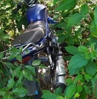 Moto de jovem desaparecida há mais de um mês é encontrada em Nazaré do Piauí