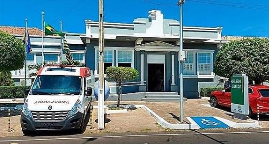 Hospital Regional de Oeiras (Foto: Reprodução)