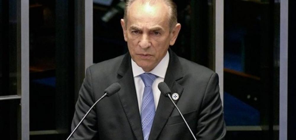 Senador Marcelo Castro (Foto: Reprodução)