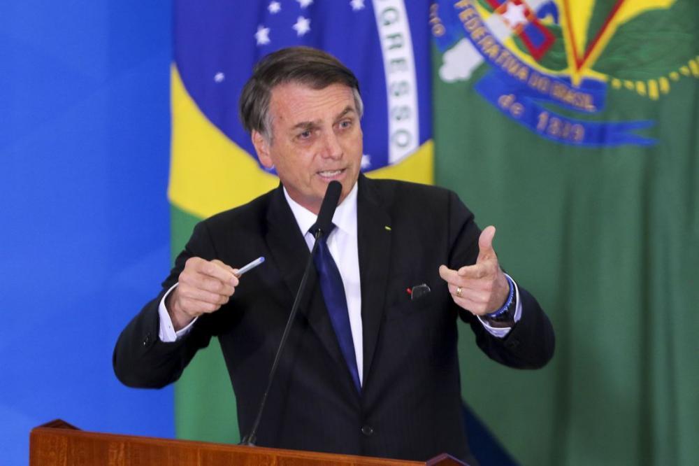 Presidente Jair Bolsonaro (Foto: Agência Brasil)
