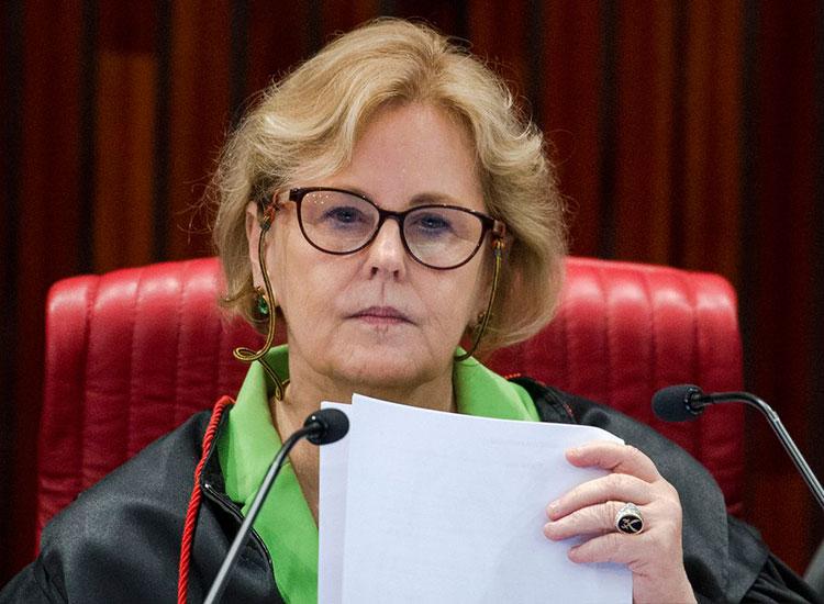 A ministra do STF Rosa Weber (Foto: Reprodução)