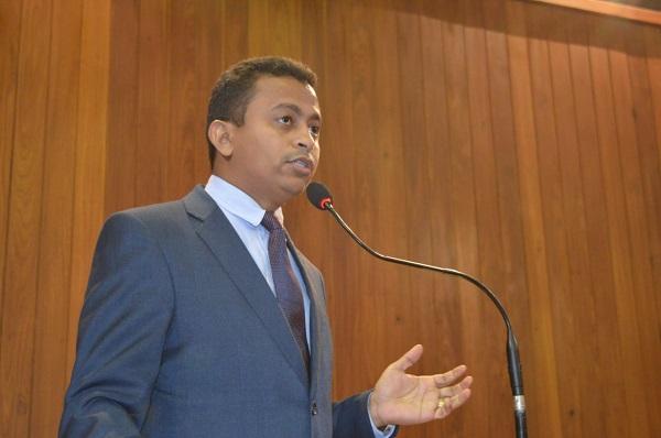 Deputado Estadual Francisco Costa. (Foto: Reprodução)