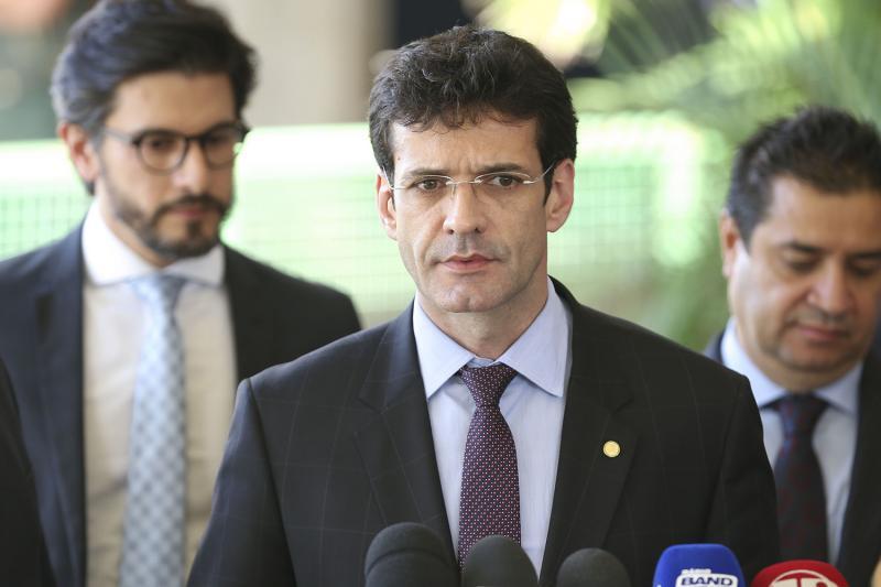 Ministro do Turismo Marcelo Álvaro Antônio (Foto: Agência Brasil)