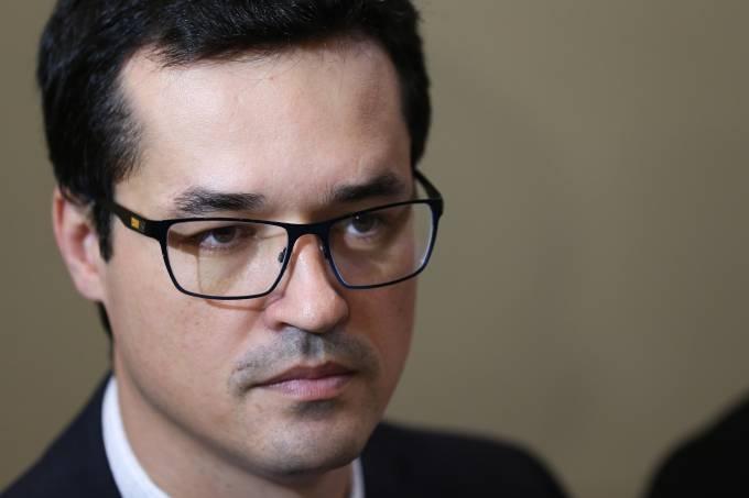 O procurador Deltan Dallagnol (Foto: Agência Brasil)