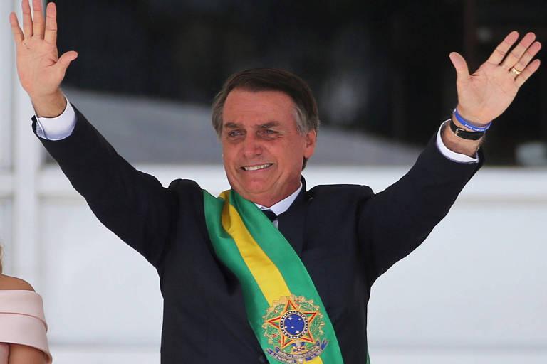 Queremos saber como você avalia o Governo Bolsonaro; Vote