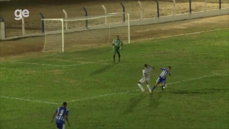 Confira os gols do Oeirense 4 x 2 Comercial
