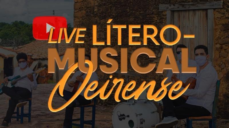 Ao Vivo: Live Lítero Musical Oeirense